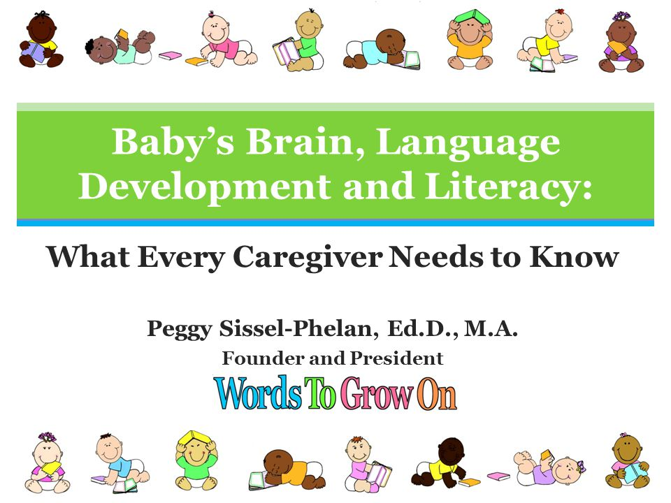 What Every Caregiver Needs to Know Peggy Sissel-Phelan, Ed.D., M.A.