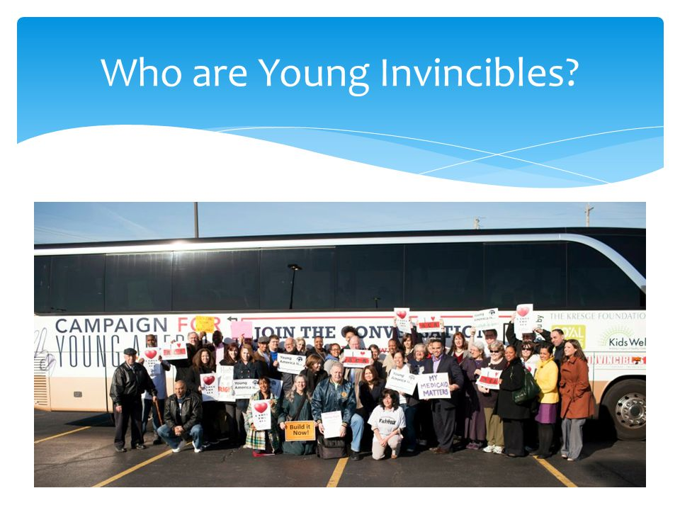 Who are Young Invincibles