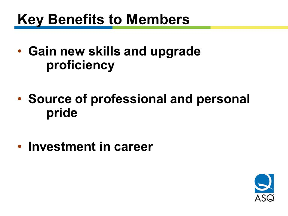 Asq Certification Programs What Is Asq Certification A Formal