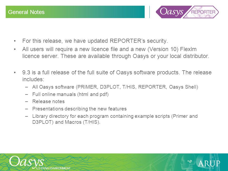 oasys suite