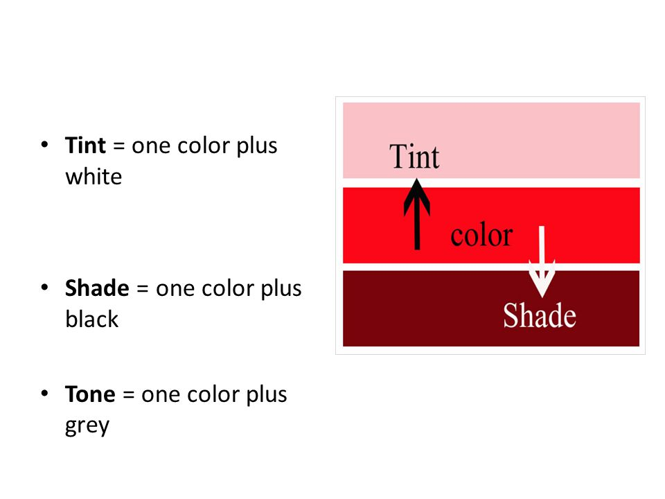color theory notes hue another name for color ppt download