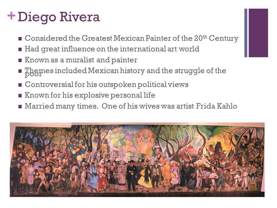 diego rivera biography