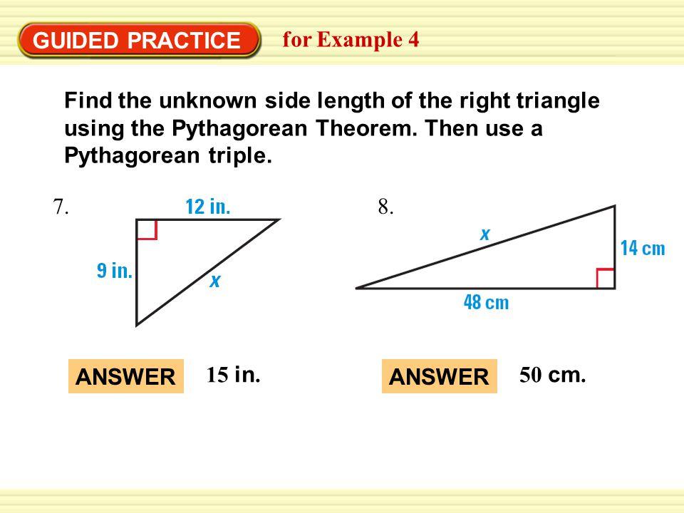 Pythagorean triples examples math print triple formula examples.