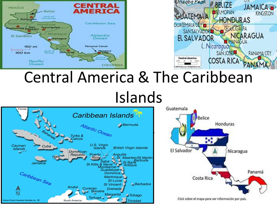 Central America & The Caribbean Islands Movie  Belize