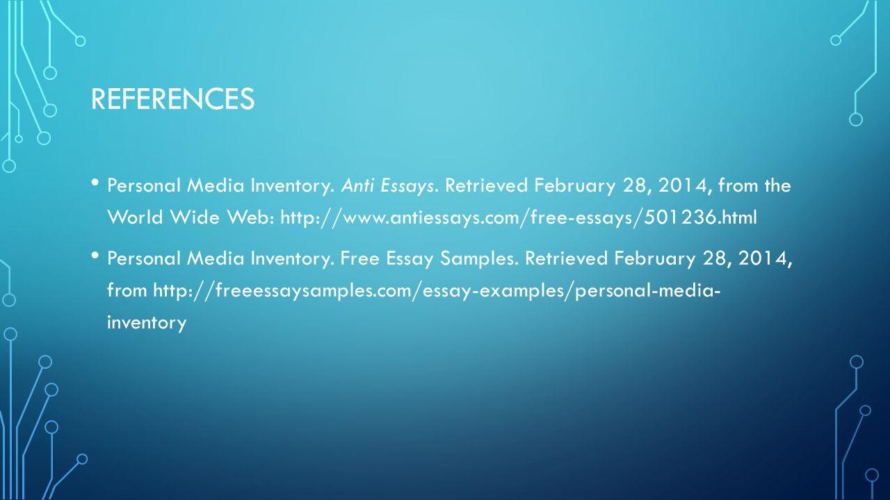 www antiessays com
