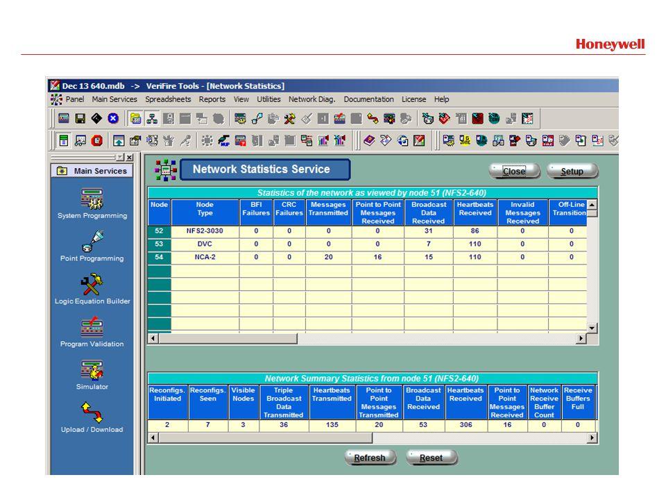 VeriFire Tools Network Diagnostic Utility - ppt video online