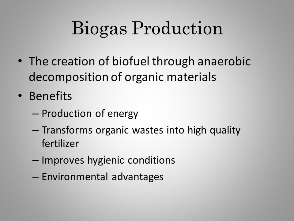 Increasing biogas production by thermal (70◦C) sludge pre