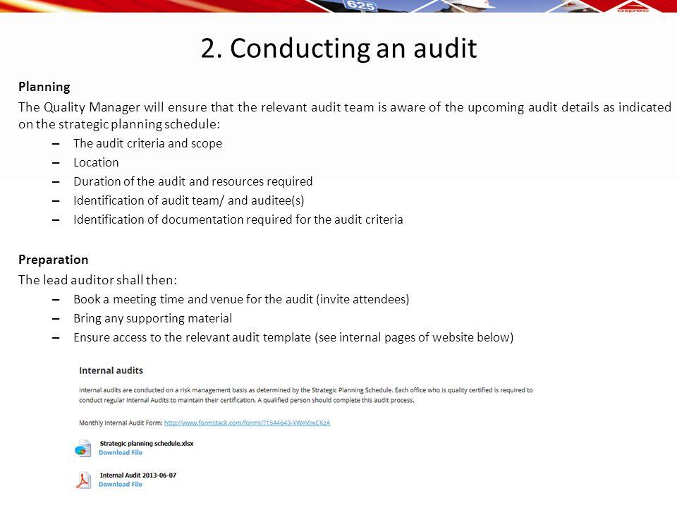 Aspec Internal Auditor Training Version Ppt Download