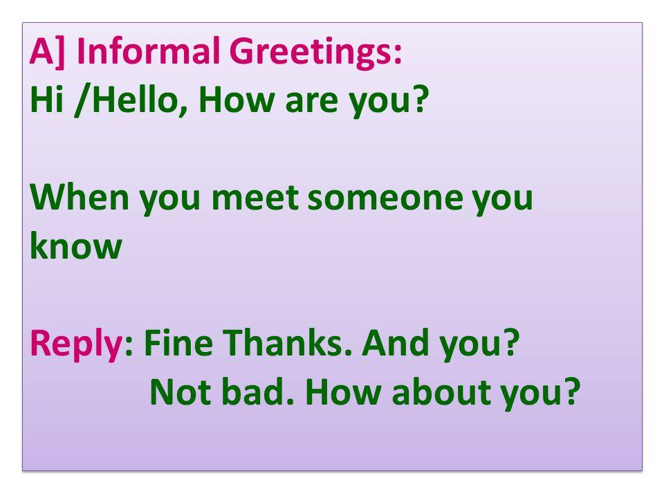 how do you meet someone