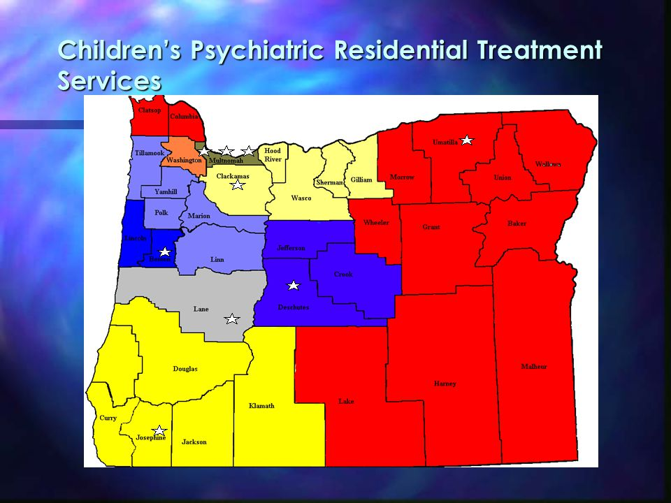 Children's Psychiatric Residential Treatment Services