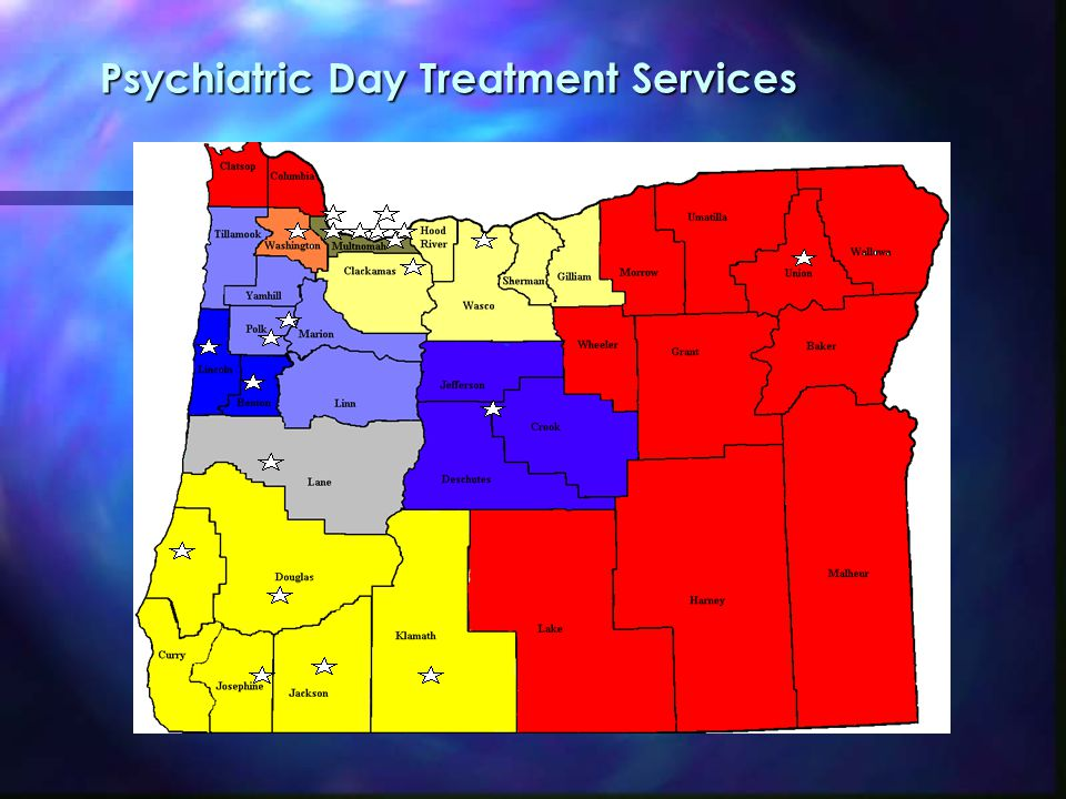 Psychiatric Day Treatment Services