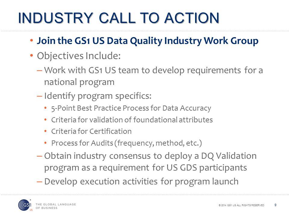 Gs1 Us Data Quality Program Christine Mcmaster Wakefern Food