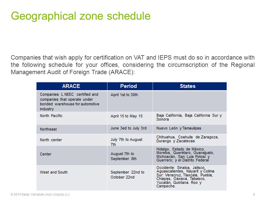 VAT-IEPS Certification for IMMEX companies Héctor Silva June