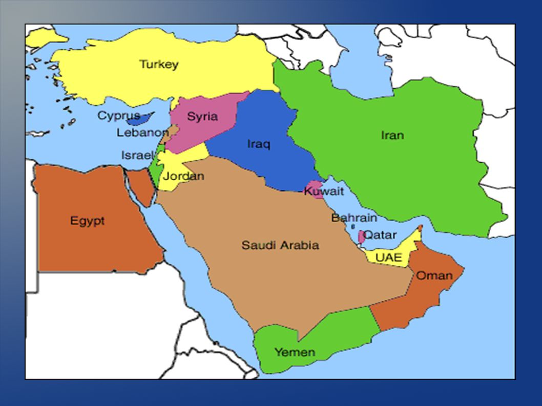 The Middle East – Then and Now - ppt video online download