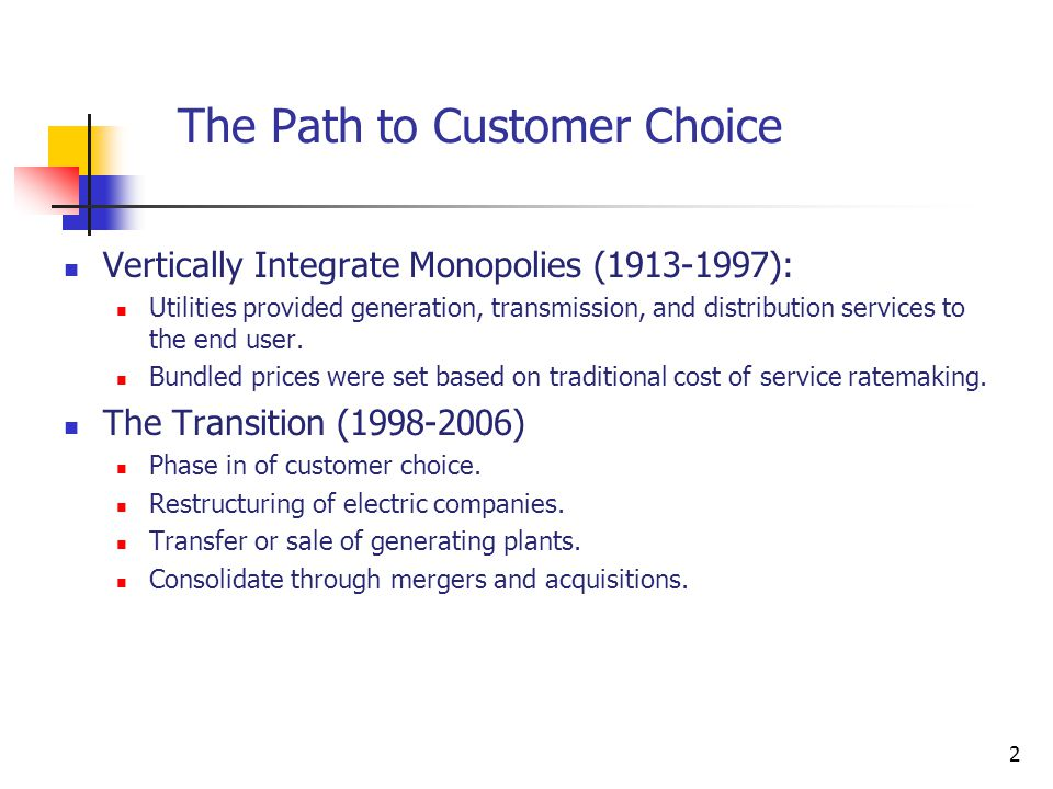 Pricing the Components of Electric Service in Illinois Scott