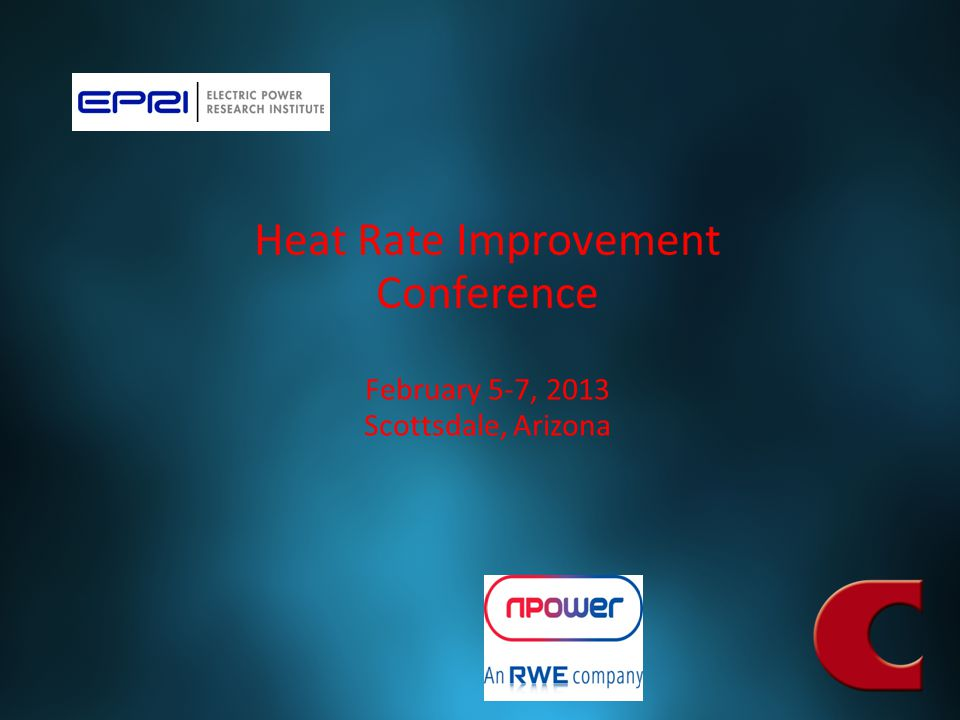 free powerpoint backgrounds heat rate improvement conference