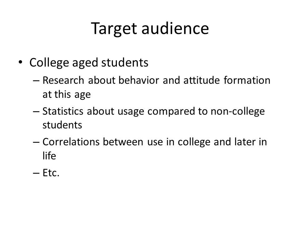 Health Promotion Project Proposal  Target Behavior Reliance