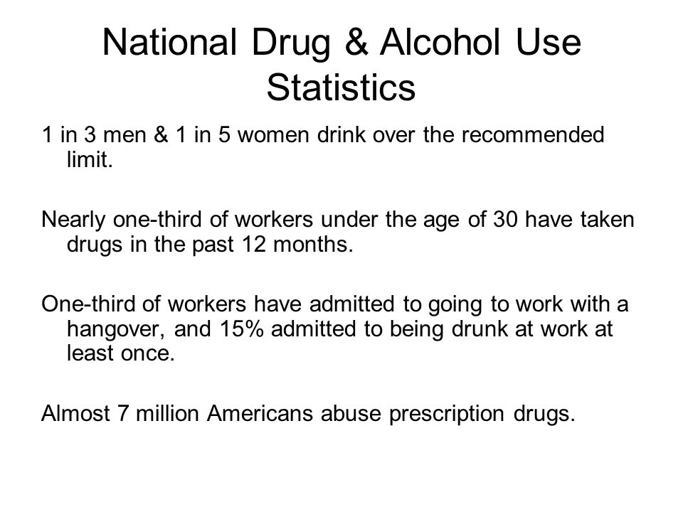 substance abuse in the workplace research paper Substance abuse, also known as drug abuse, is a patterned use of a substance (drug) in which the user consumes the substance in amounts or with methods neither approved nor supervised by.