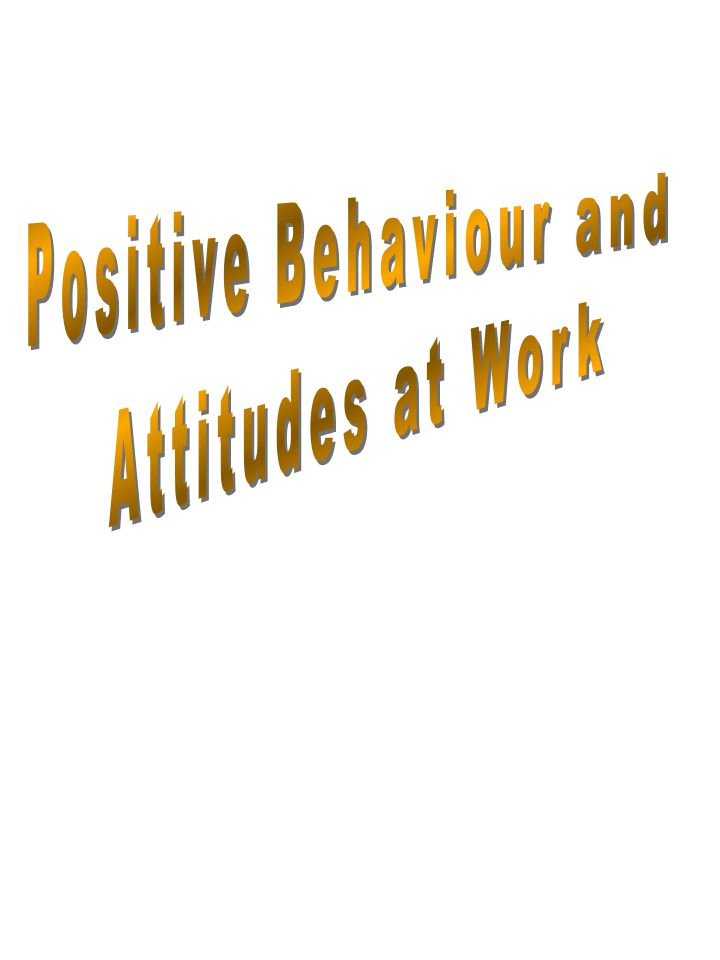 benefits of positive behaviour