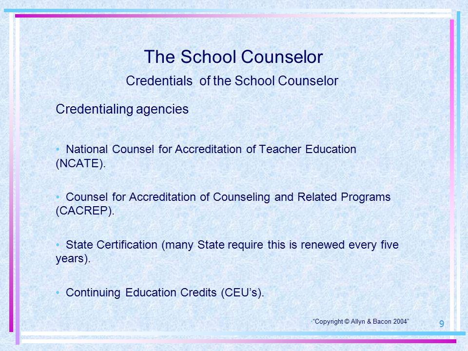 1 School Counseling Powerpoint Produced By Melinda Haley Ms New