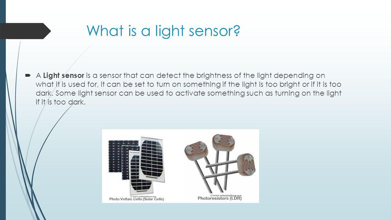 What is a sensor 93