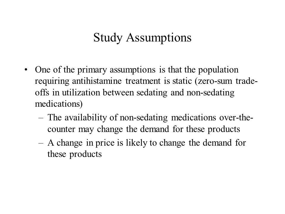 Sedating antihistamines otc