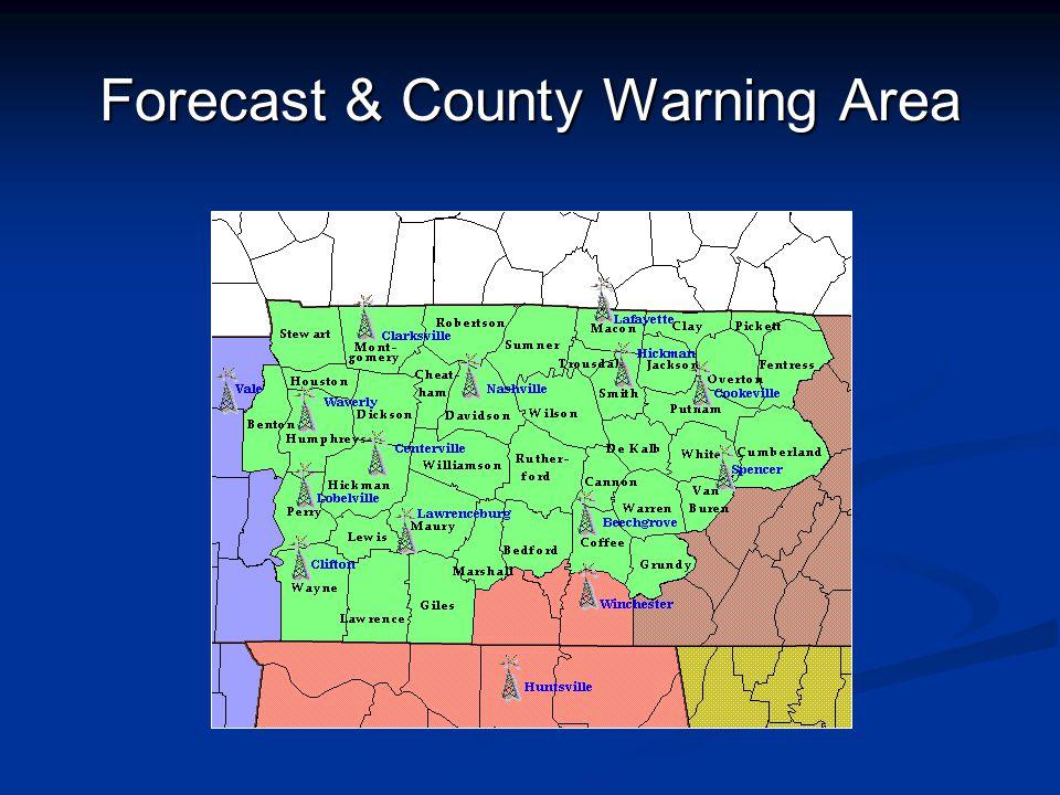Tom Johnstone Warning Coordination Meteorologist NWS Nashville