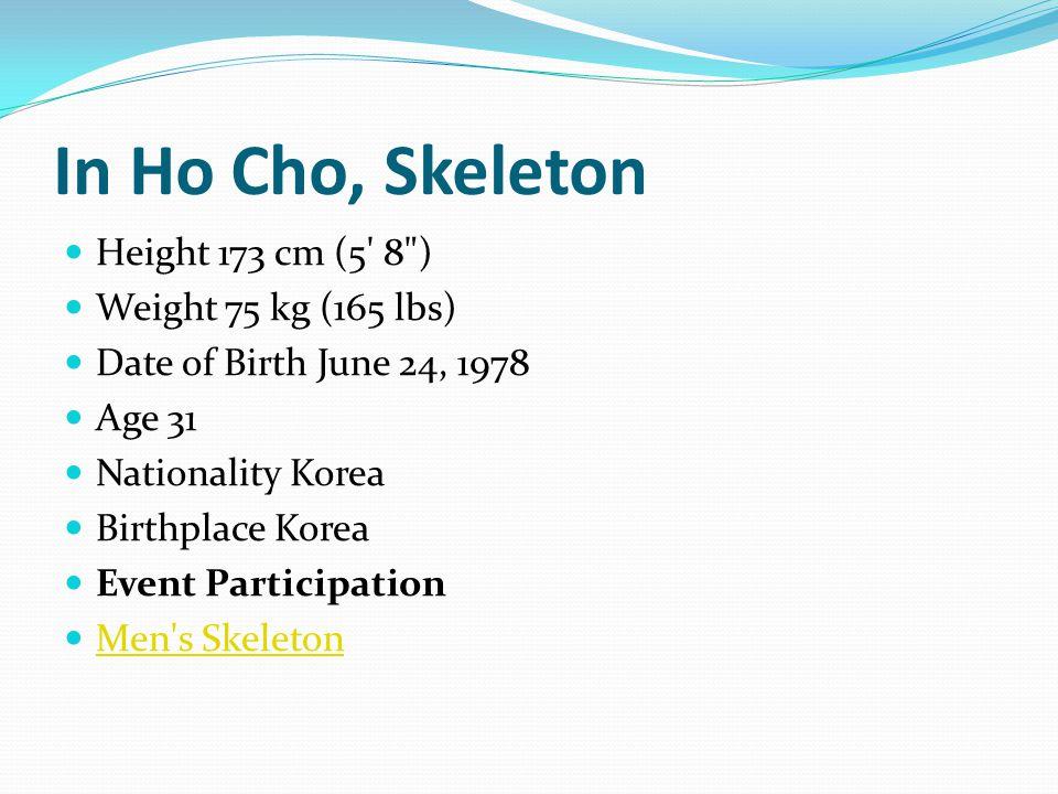Height 163 Cm Weight