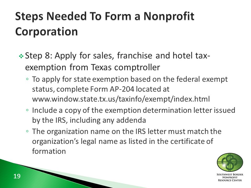 What is a nonprofit corporation?  Forming an organization to serve ...