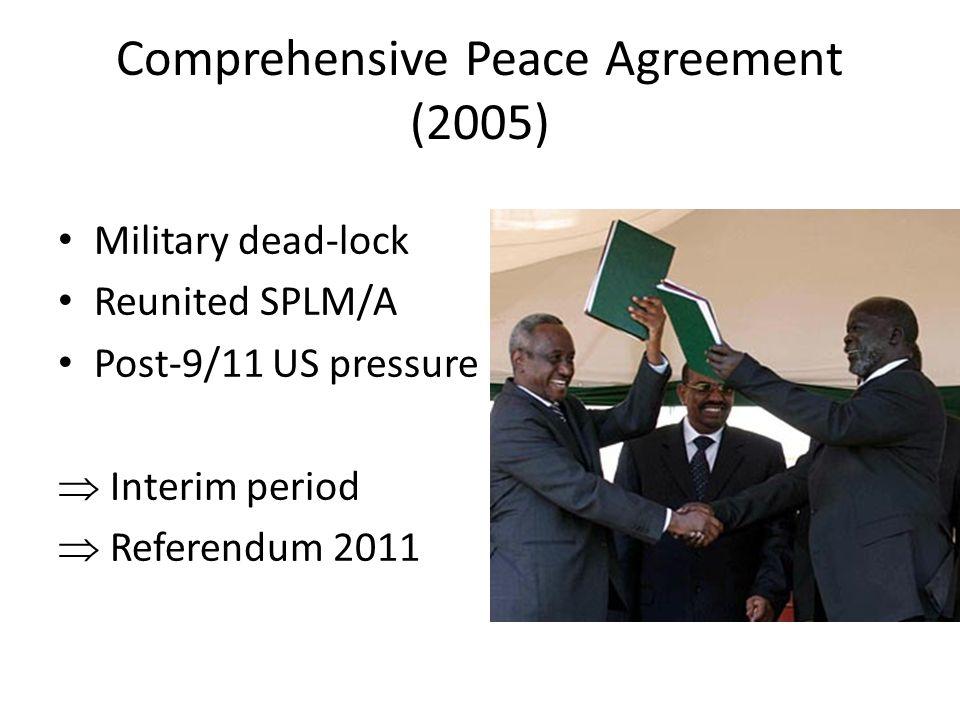 Borders And Borderlands South Sudan Geog 220 Geopolitics Ppt