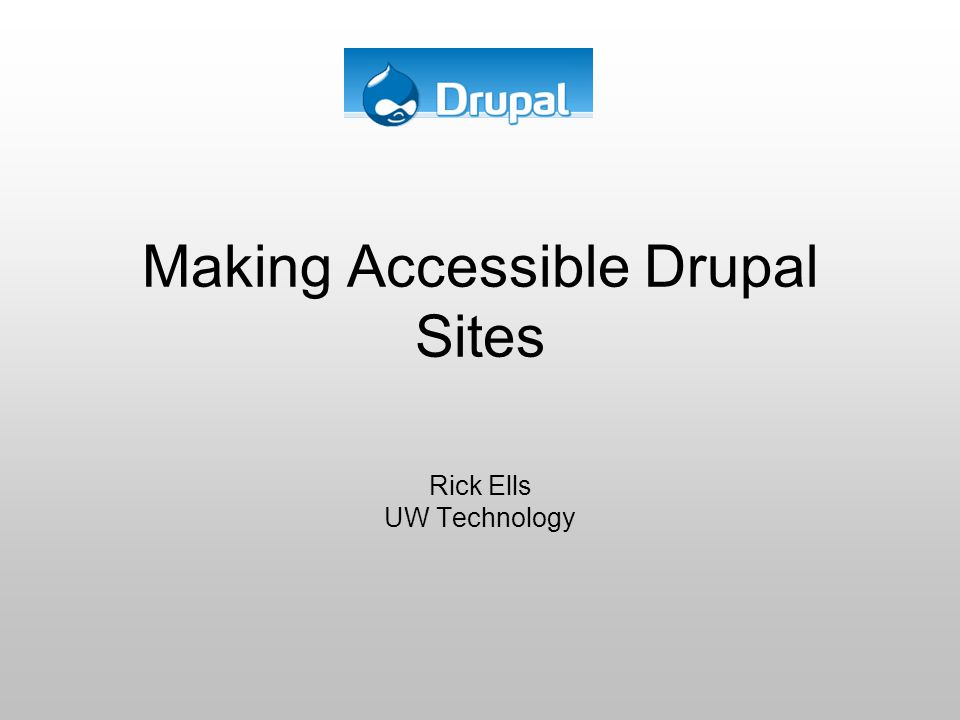 drupal accessible themes