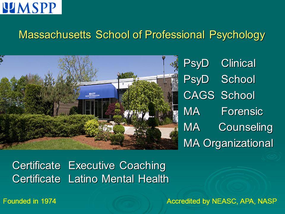 Psyd Clinical Psyd School Psyd School Cags School Ma Forensic Ma