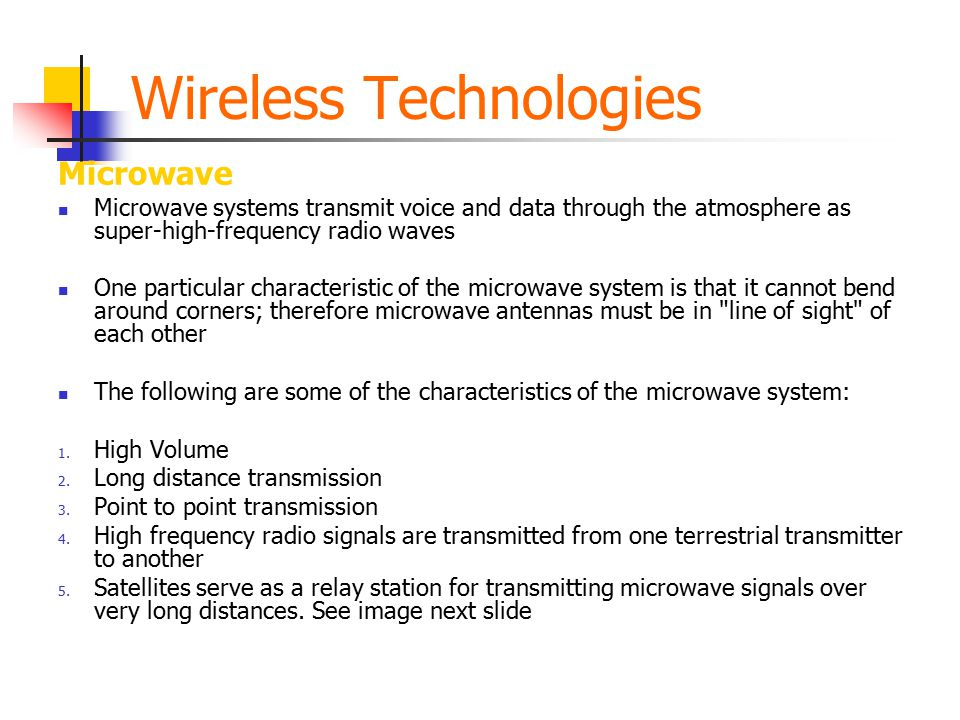 Fundamentals of Microwave Technologies  Historical