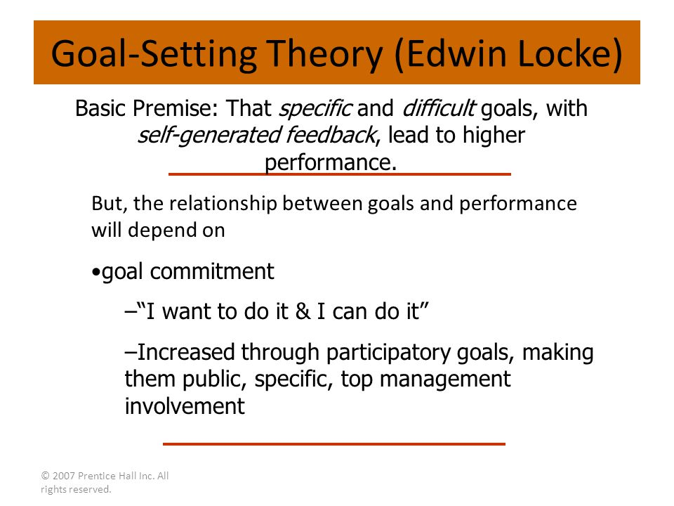 expectancy theory and equity theory