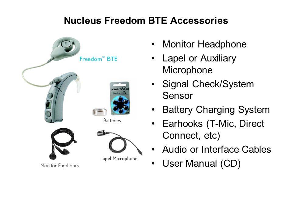 nucleus freedom user manual