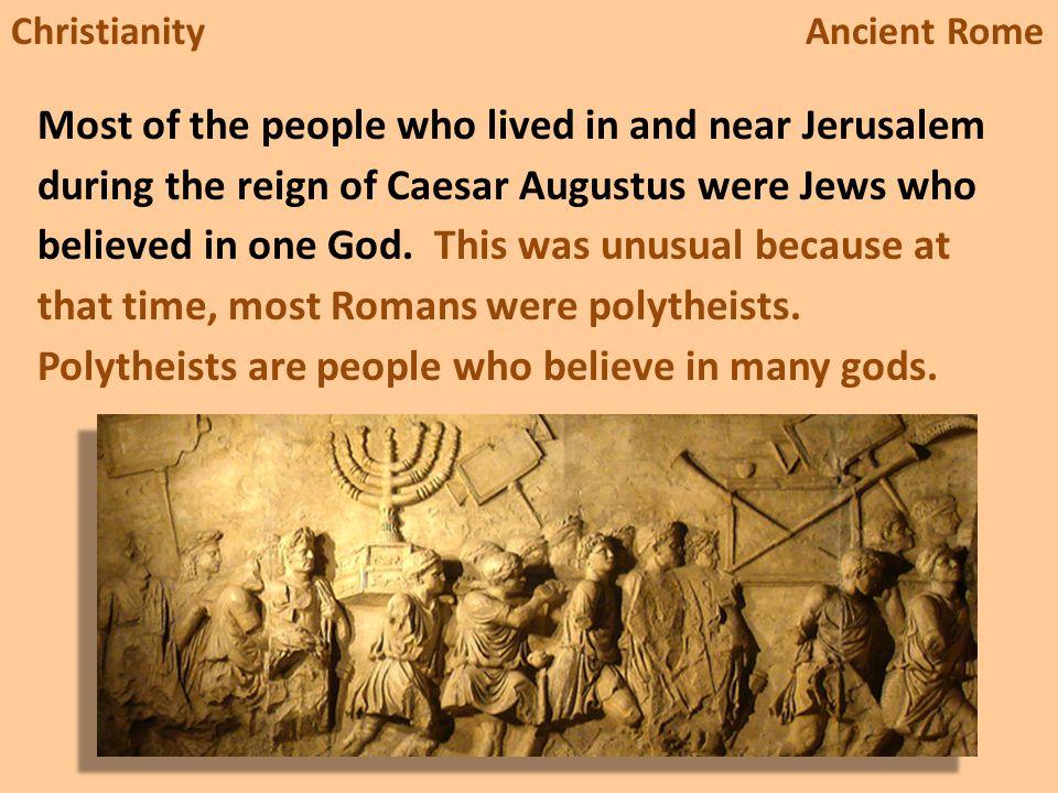 roman religion facts