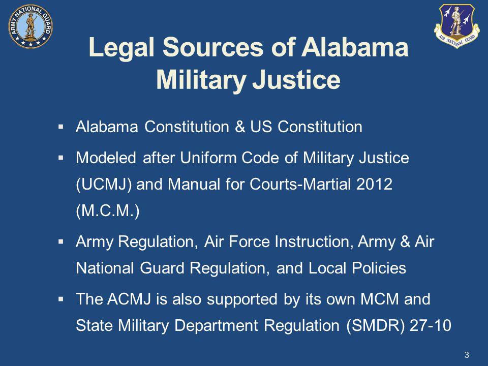 Alng Staff Judge Advocate Alng Military Judge Col W Terry Travis