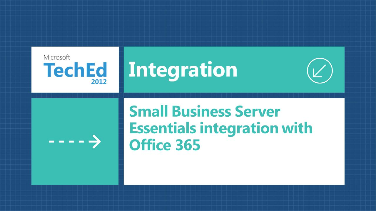 Integration Small Business Server Essentials integration with Office 365