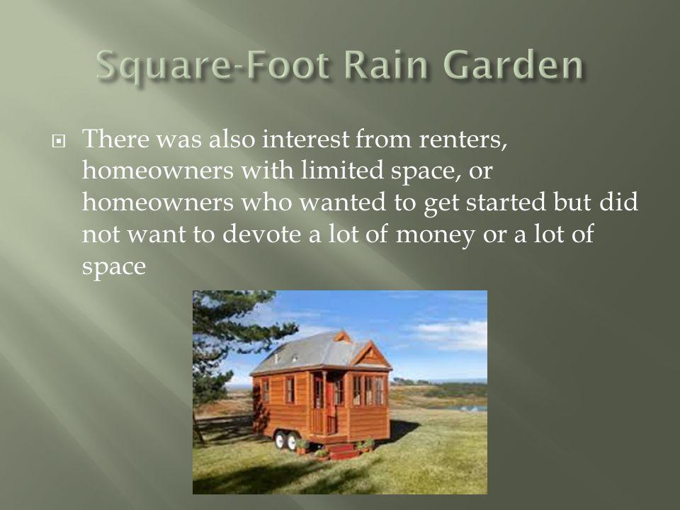 Matthew Bell Jacob Bannister.  Rain Gardens offer ... on golf rain, home appliances rain, baby rain,