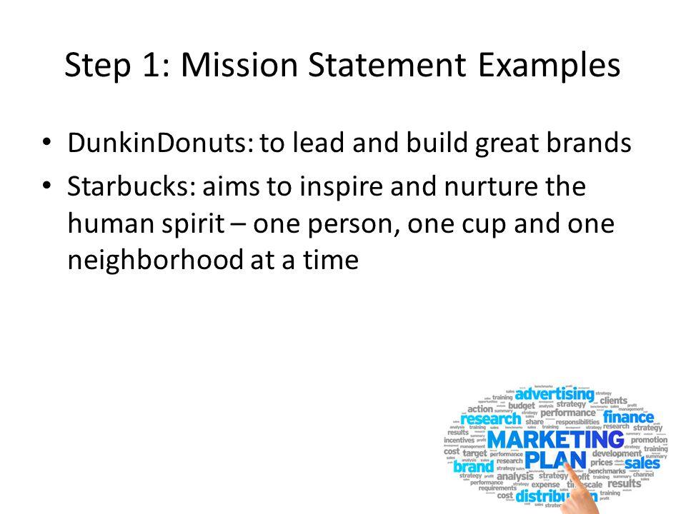 The Marketing Plan Strategic Planning The Marketing Plan 1mission