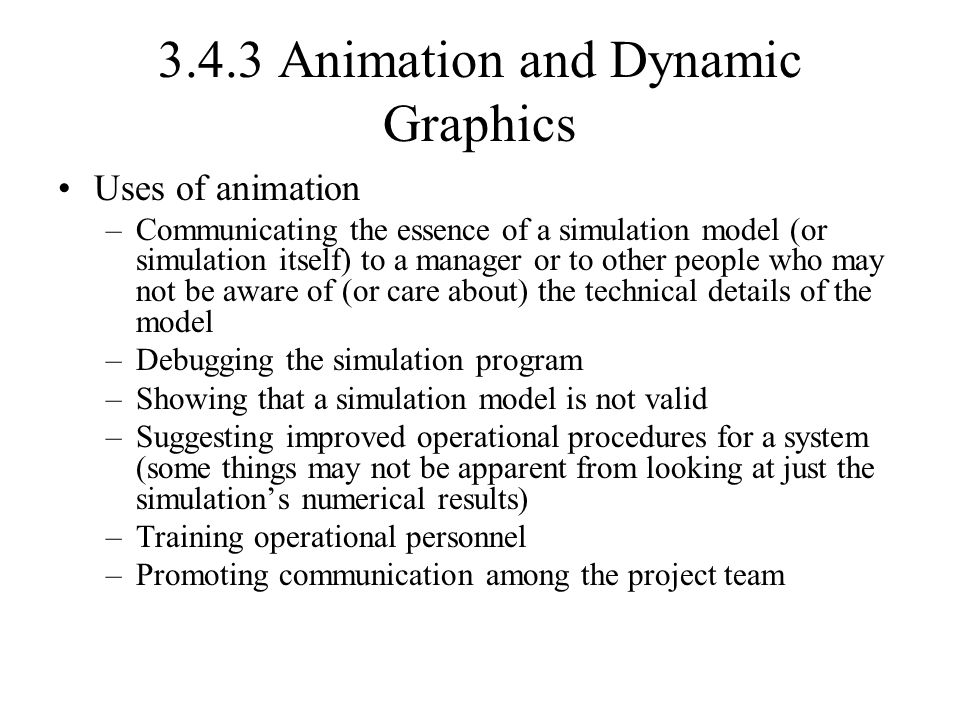 Modsim iii simulation dating
