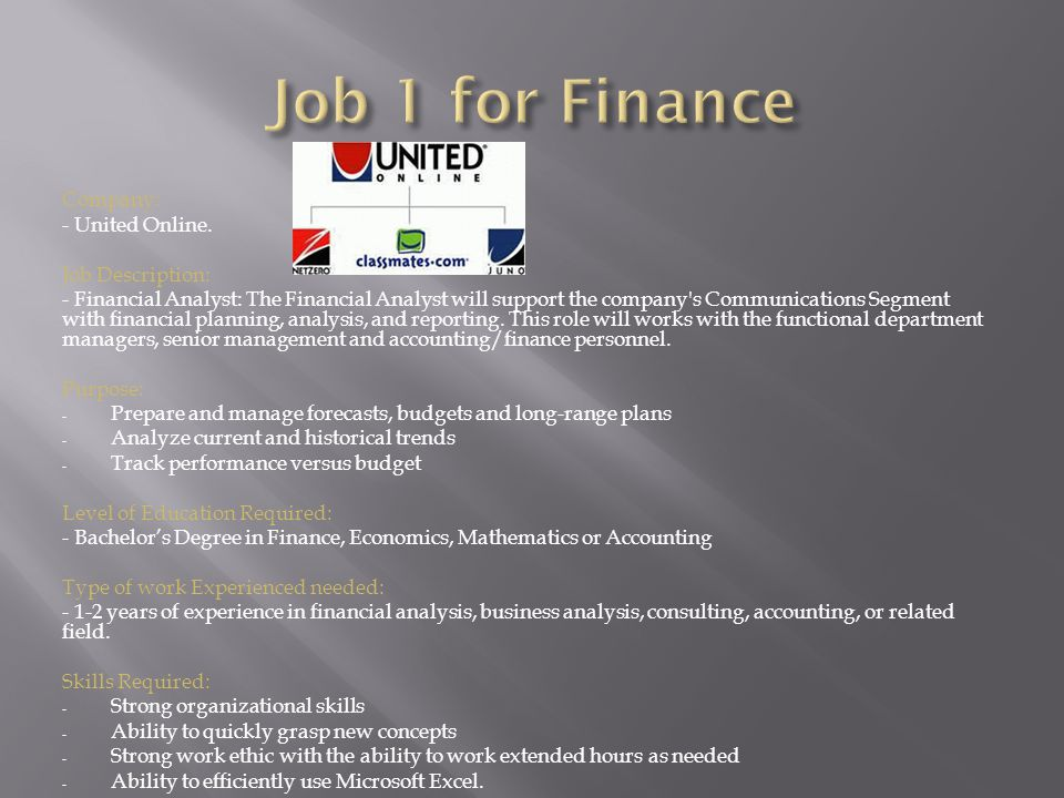 Arman Arneja. Company: - JAM Promotions, INC. Job Description ...