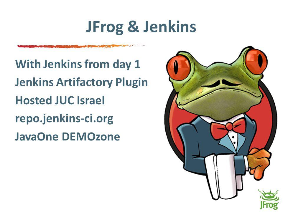 Jenkins Artifactory Plugin