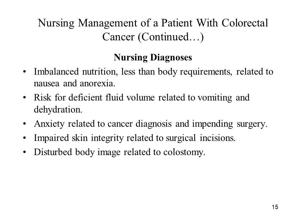 Colorectal Cancer Dr Belal Hijji Rn Phd February 6 Ppt Download