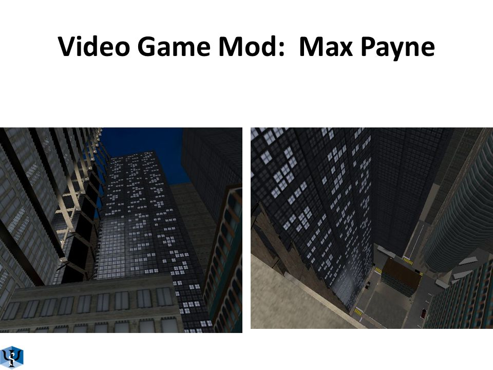 Fear of Heights  Video Game Mod: Max Payne Controlled