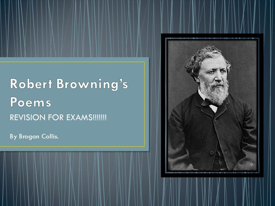 the laboratory robert browning summary