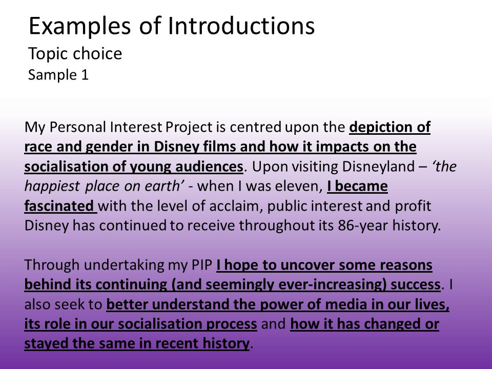 conclusion for social project
