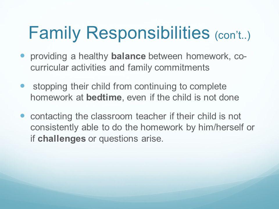 tdsb homework policy 2012