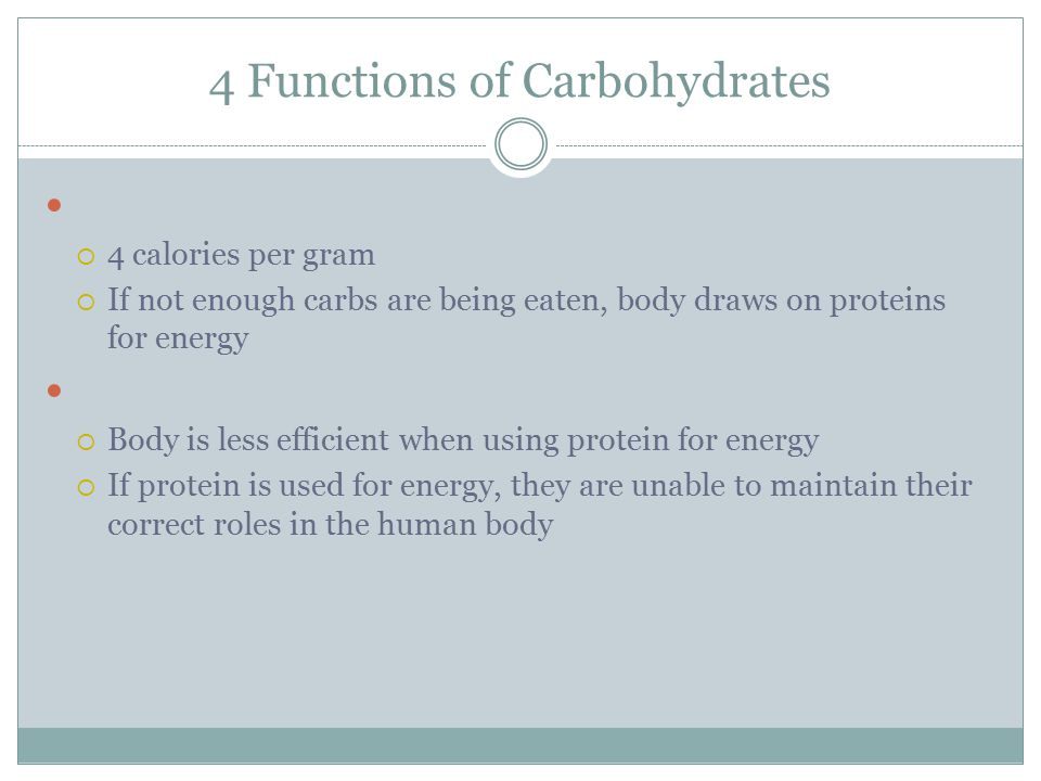 what is the role of energy in the body