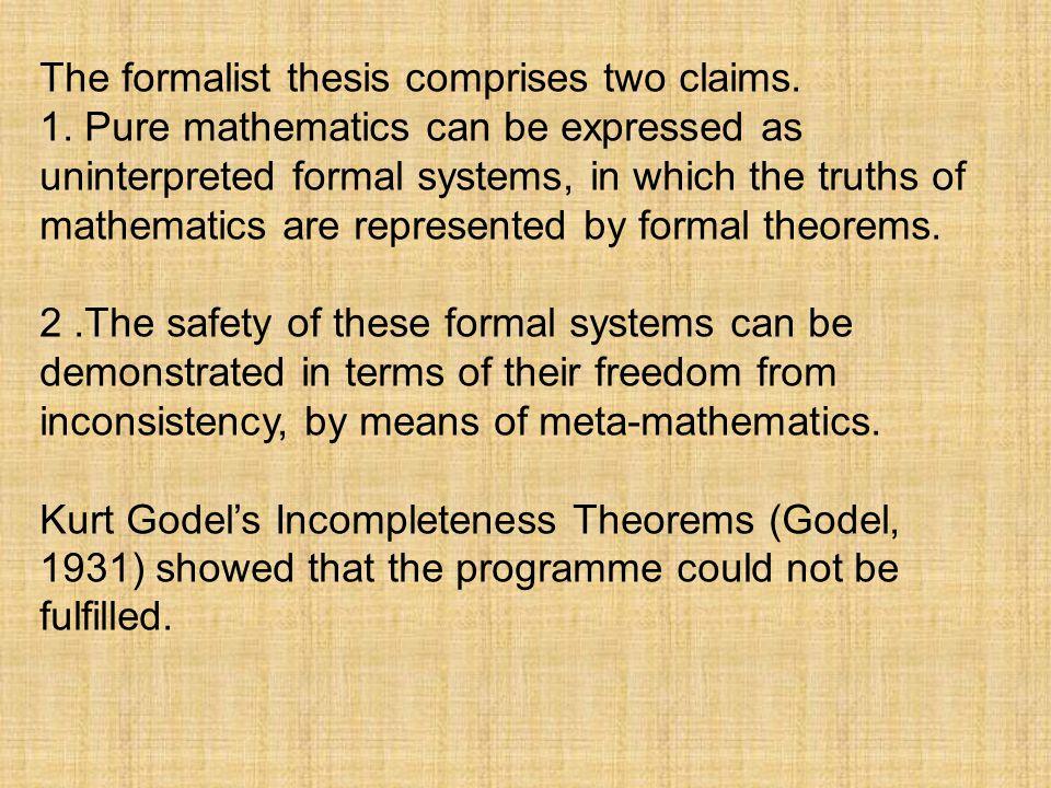 Notre Dame Journal of Formal Logic